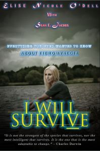 elise with sean jacobs book cover for i will survive