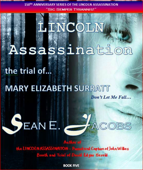 mary elizabeth surratt cover page for book 5