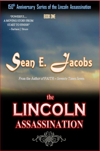 Final Book 1 Ebook Cover for the Lincoln Assassination