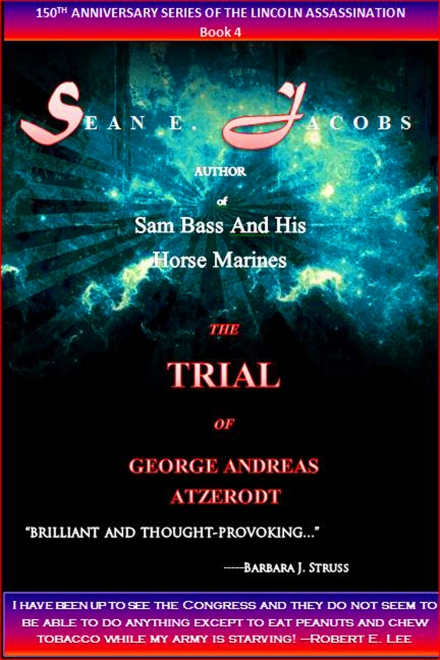 george atzerodt cover page book 4