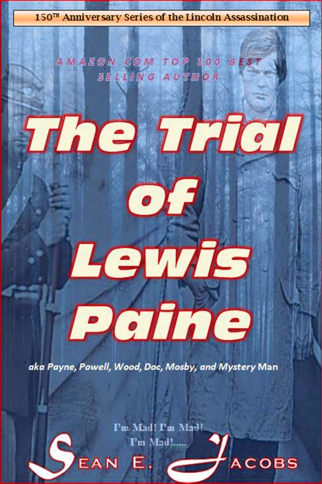 Lewis Paine Front Cover for Kindle - 3
